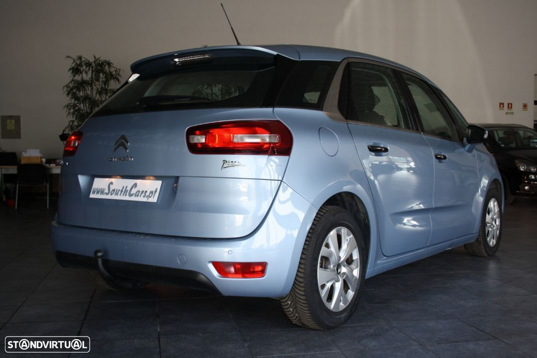 Citroën C4 Picasso BUSSINESS 1.6 HDI 120 CV - 9