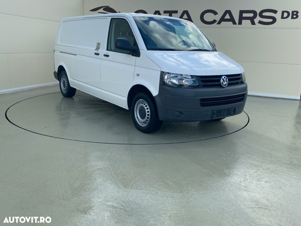Volkswagen T5 2.0 TDI,Lung,Clima - 8