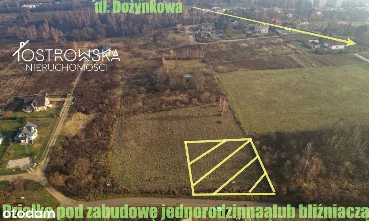 Działka (Pod zabudowę jednorodzinną) - Lublin Rudn