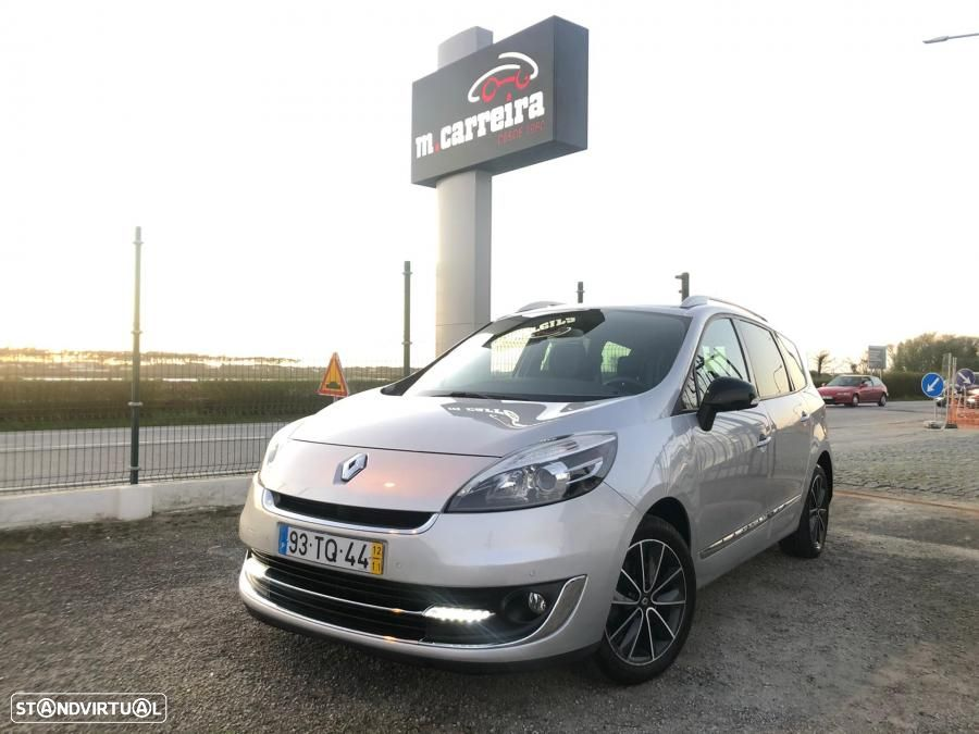 Renault Grand Scénic 1.5 dCi Bose Edition 7L - 2