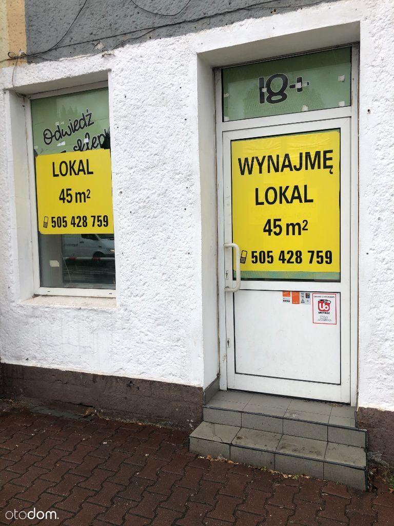 Lokal użytkowy w ścisłym centrum Krapkowic