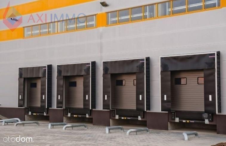 Magazyn wysokiego składowania 2500 m2 pod Krakowem