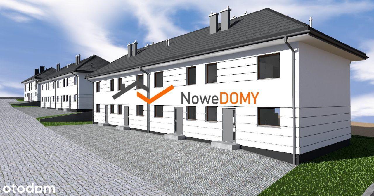 Nowe domy w Pilchowie