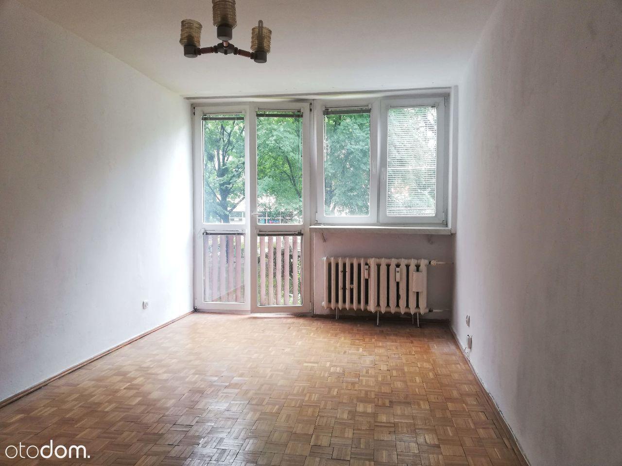 Dwa pokoje przy ul. Dzielnej