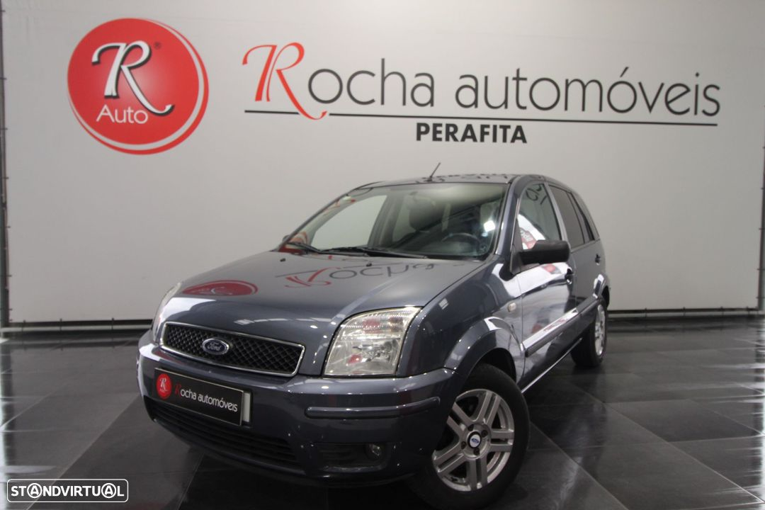 Ford Fusion 1.25 Trend 75cv - 1