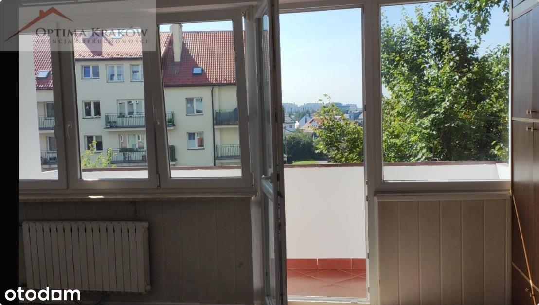3 pok./56 M 2/ balkon / Piaski / ul. Łużycka