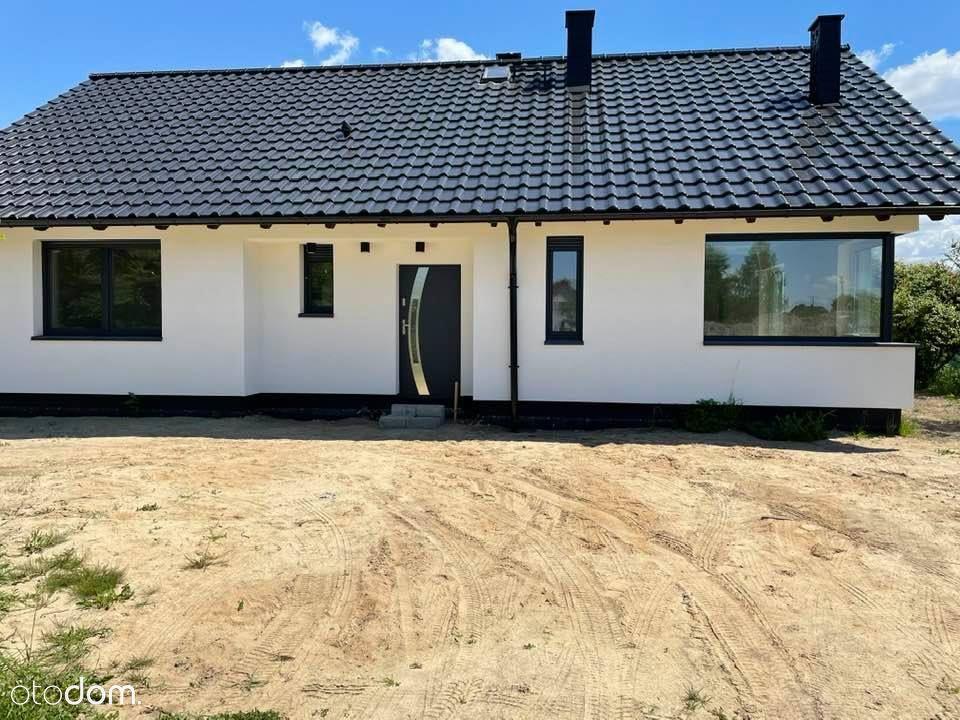 Oława deweloperski dom wolnostojący pow.107mk