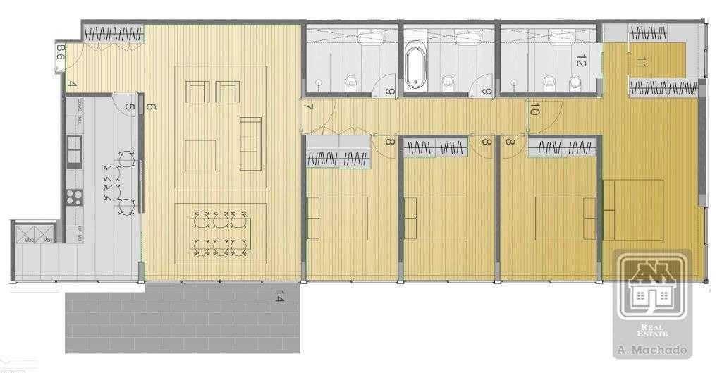 Apartamento para comprar, Rosto de Cão (Livramento), Ilha de São Miguel - Foto 20
