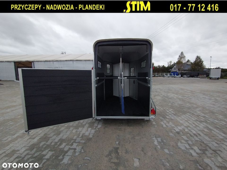 Debon VDK20 - Cheval Liberte Gold Touring Country  DEBON, Touring Country, przyczepa dwukonna, o DMC 2000kg, - 10