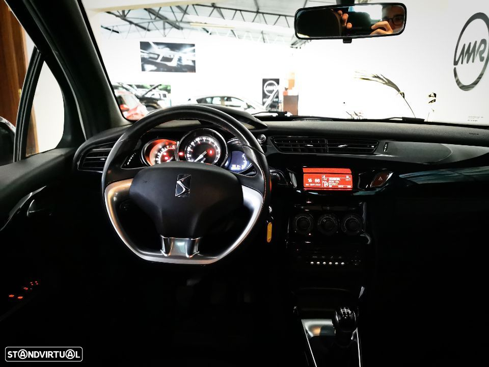 Citroën DS3 1.6 e-HDi Be Chic - 15
