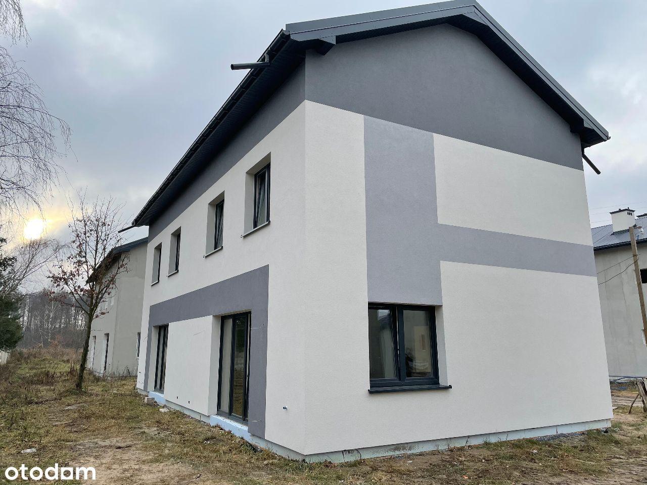 Tanie nowe domy w Łomiankach blisko komunikacji