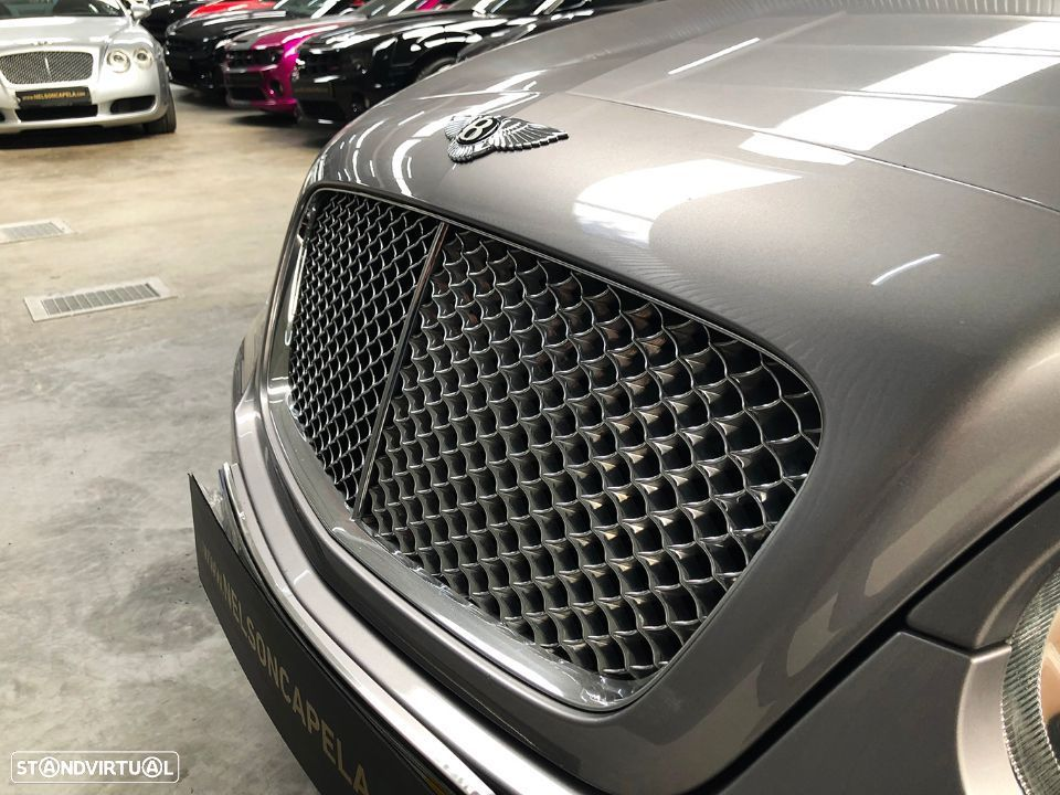 Bentley Continental Flying Spur 5 Lugares 6.0L W12 - 51