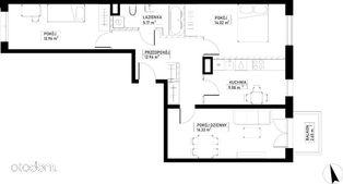 Mieszkanie A23 Harmonia+ Karpia 27