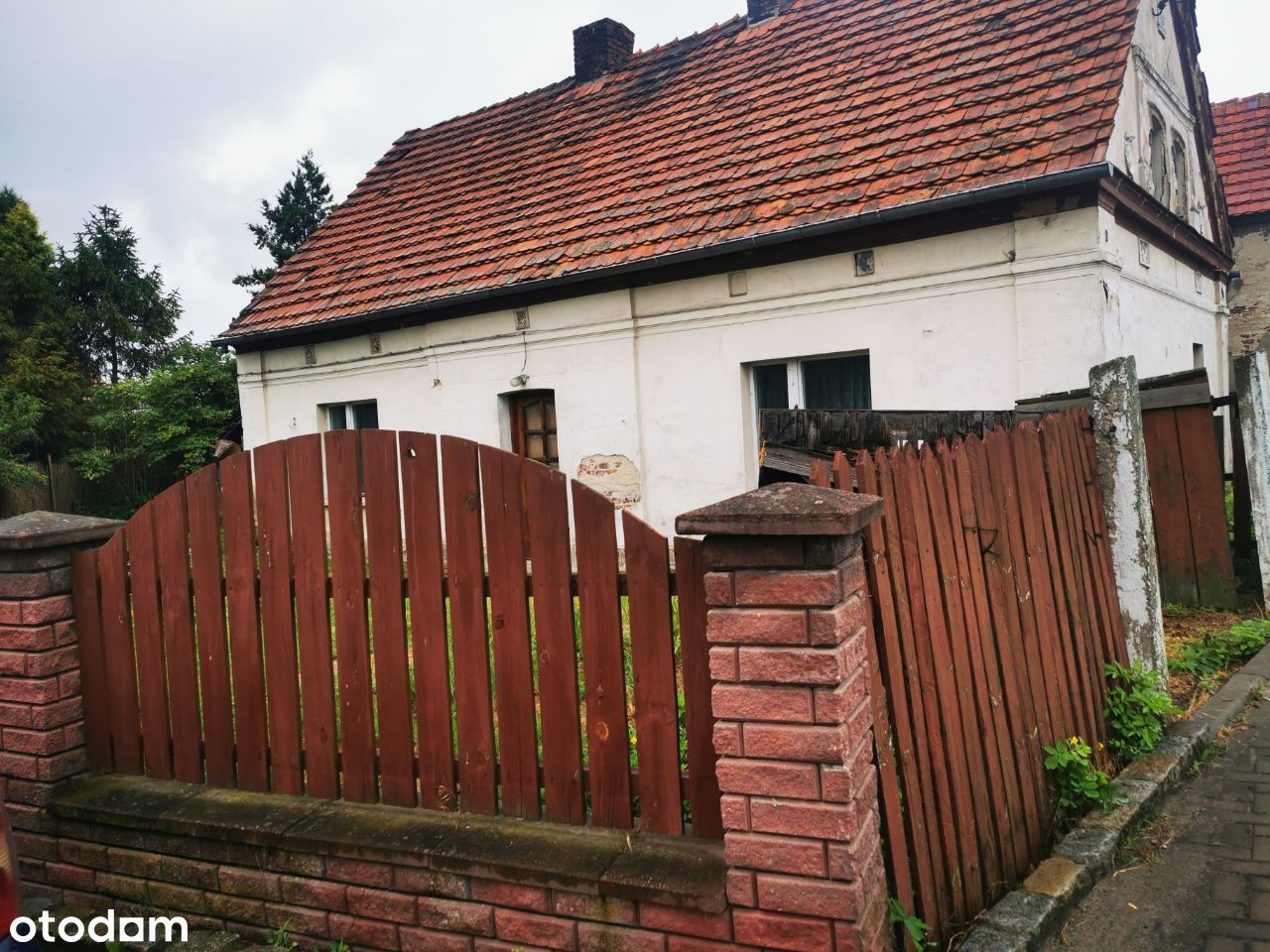 Dom w Komprachcicach