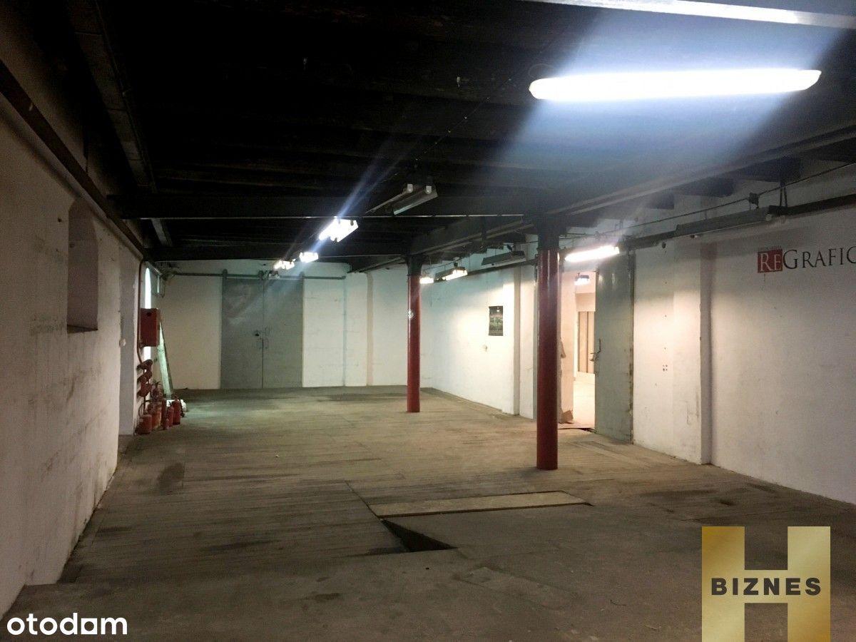 Magazyn ogrzewany z rampą 170 m2 !