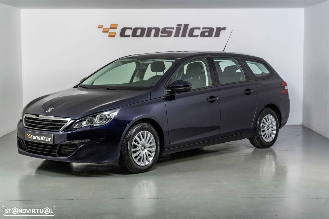 Peugeot 308 SW 1.6BlueHDi Business Pack - 1