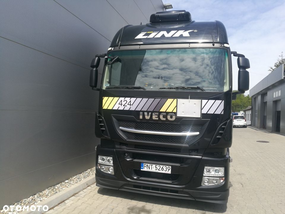 Iveco AS440S46TF/P LT E6  Dealer Iveco, Gotowy do pracy - 20