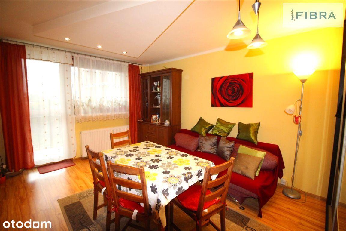2 pokoje, balkon, Wawelska