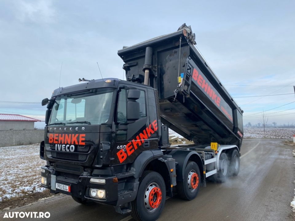 Iveco 8x4 man Iveco DAF - 4