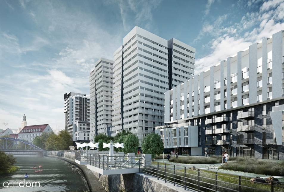 Penthouse apartament dwupoziomowy 17 i 18 piętro