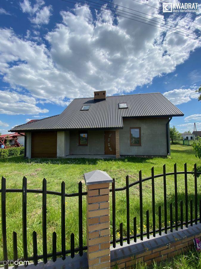 Dom na sprzedaż 93m2 - gm.Urszulin - spokojna okol