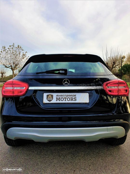 Mercedes-Benz GLA 220 CDi Urban - 7