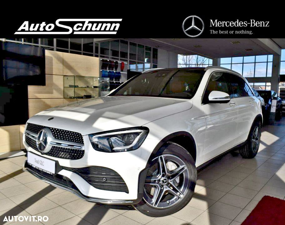 Mercedes-Benz GLC 220 - 19
