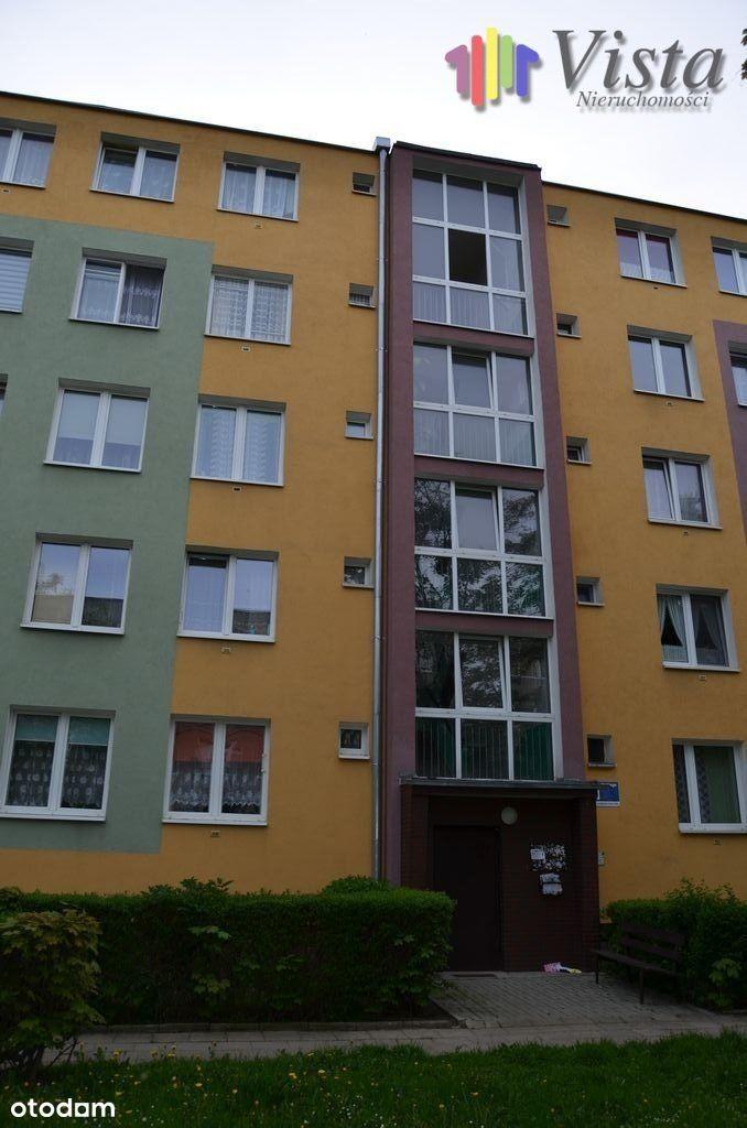 Mieszkanie, 41 m², Wałbrzych