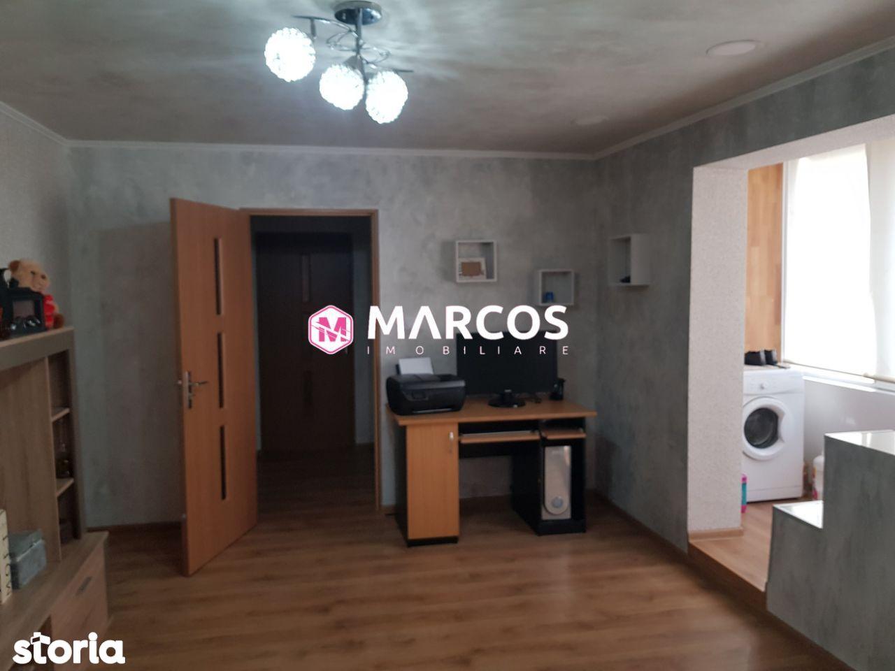Apartament 2 camere semidecomandat, parter, Micro1, ID 714