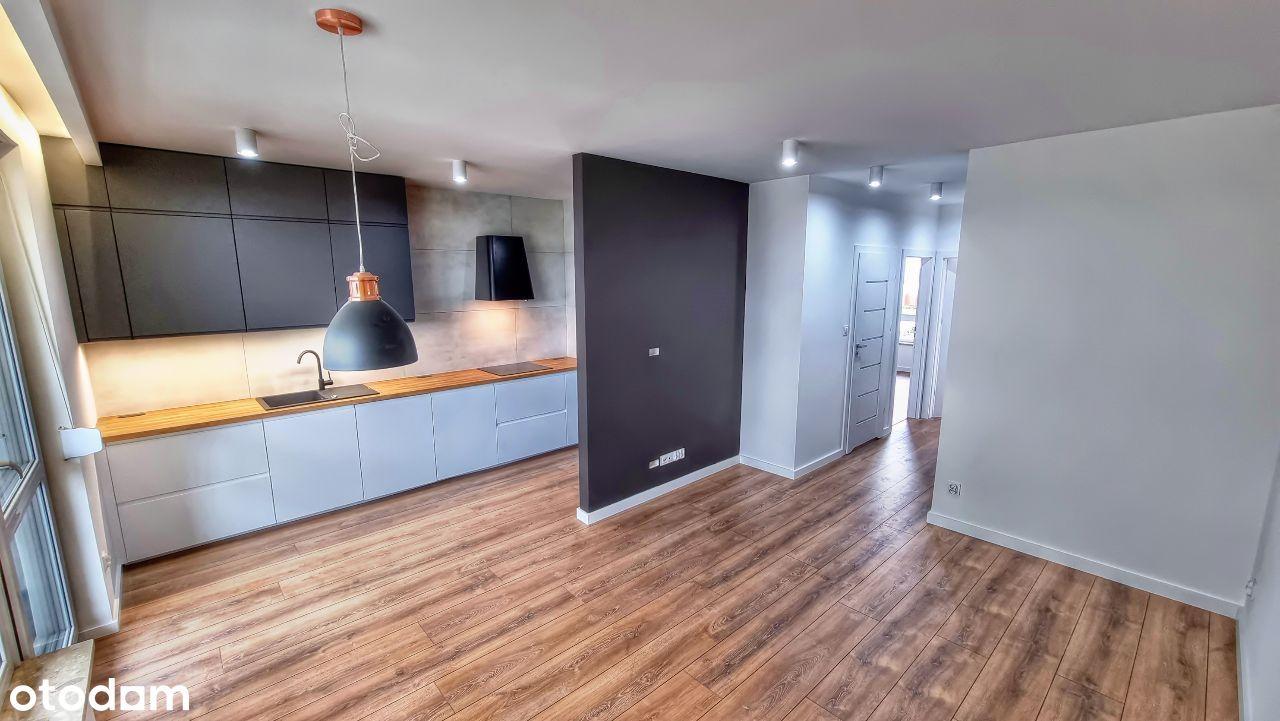 Nowe wykończone mieszkanie 56m2, bez PCC, JAR