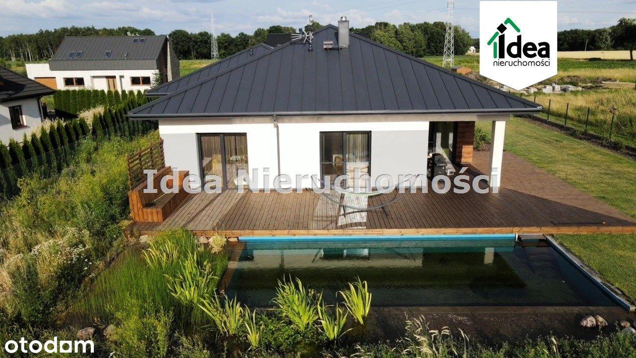 Dom z basenem pod Bydgoszczą