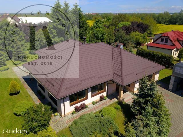 Dom, 154,30 m², Kazimierzowo