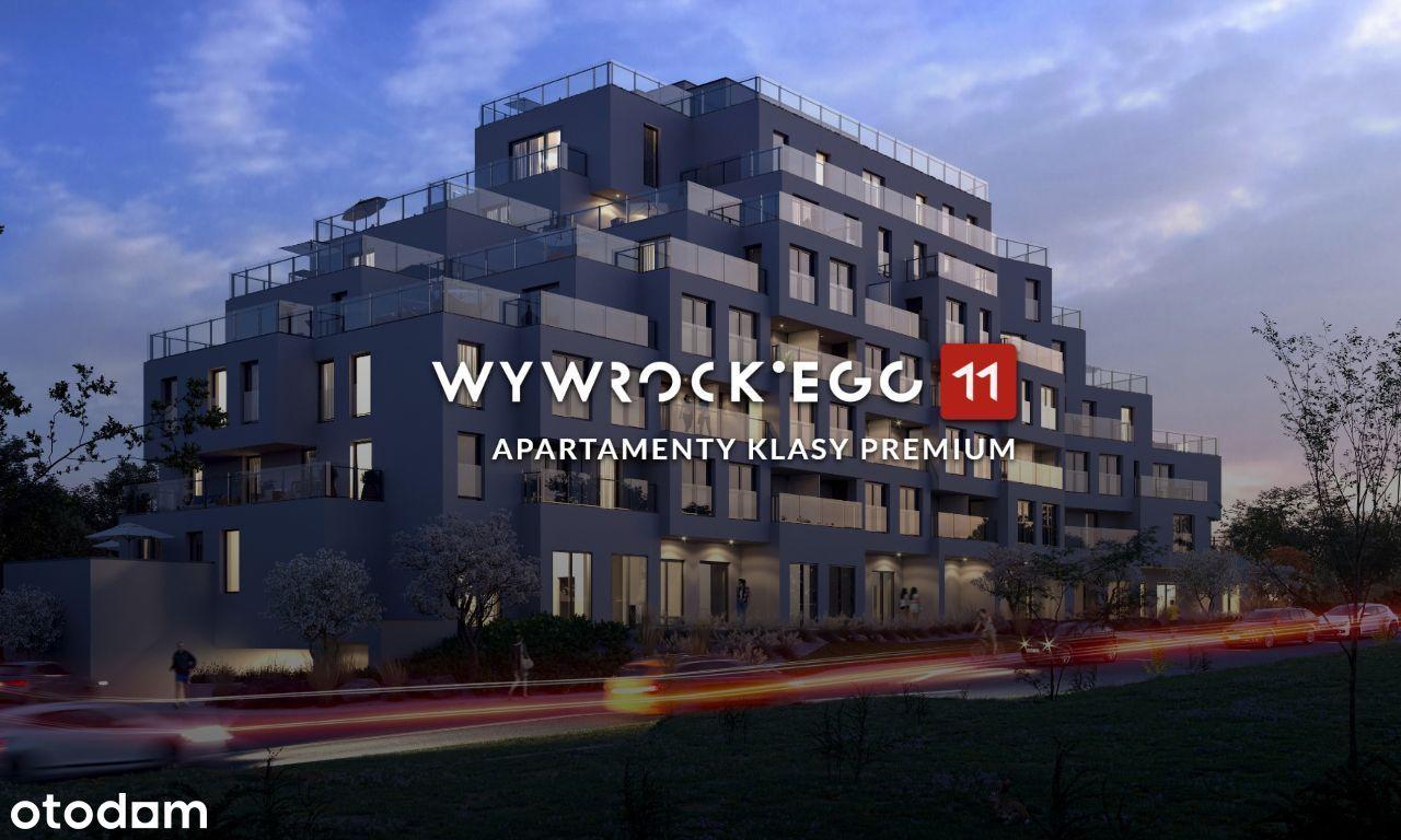 Wywrockiego 11 komfortowy apartament 3 pokoje M24
