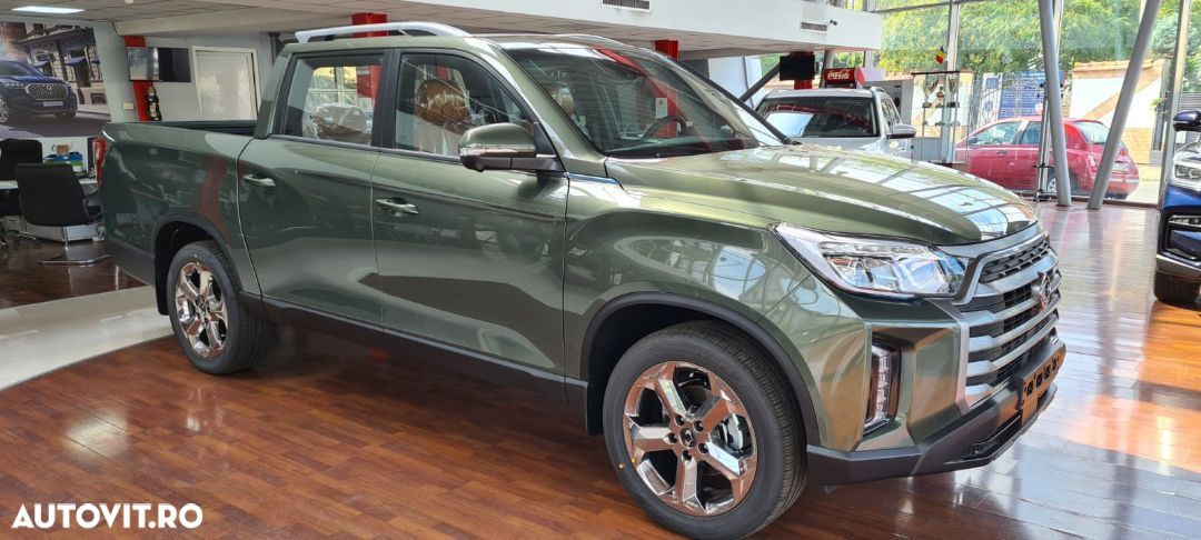 SsangYong Musso Grand - 2