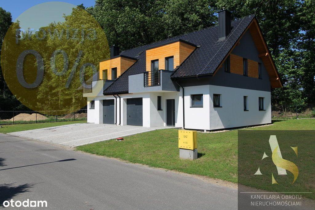 dom, pow. 134,35m2, ogród, garaż, Łagów