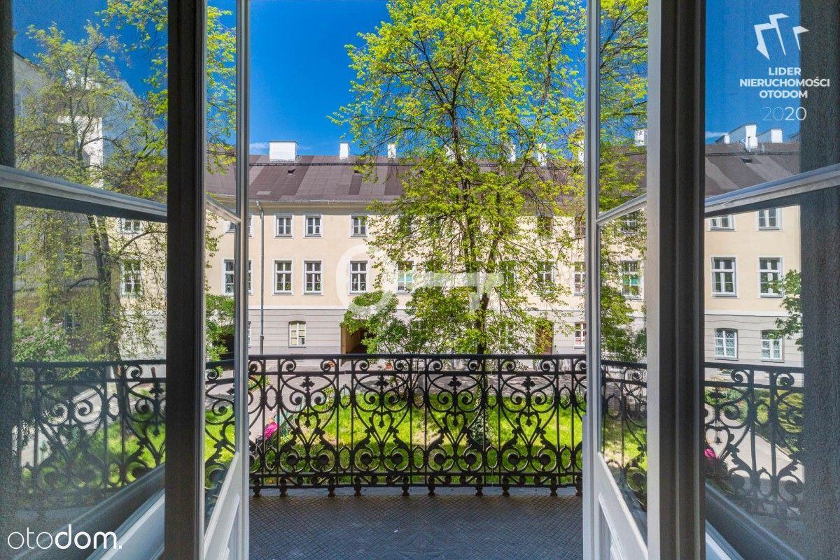 Apartament w kamienicy przy ulicy Bednarskiej
