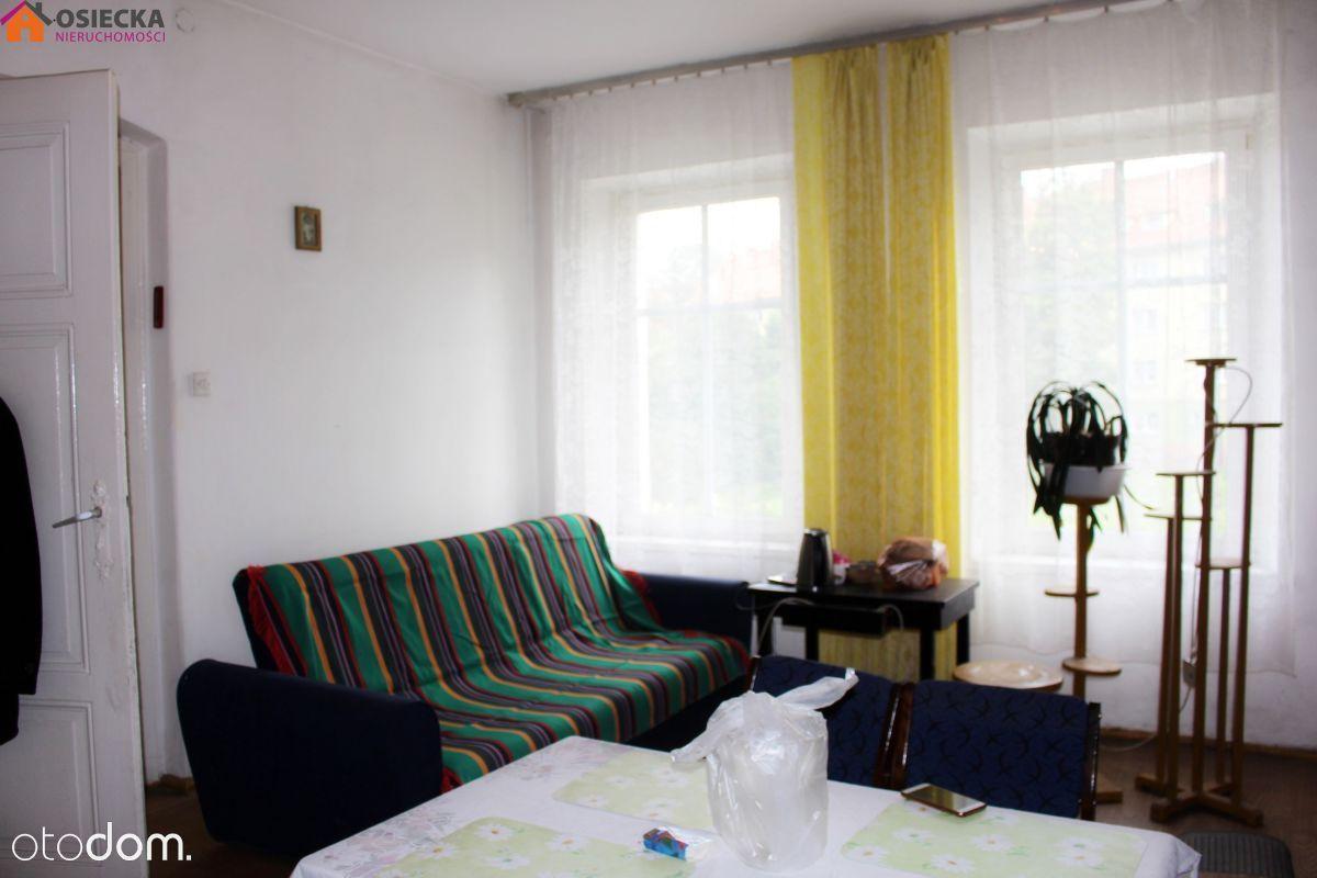 Duże mieszkanie 2-pokojowe