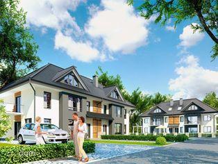 Nowe dwupoziomowe mieszkanie jak Dom z ogrodem