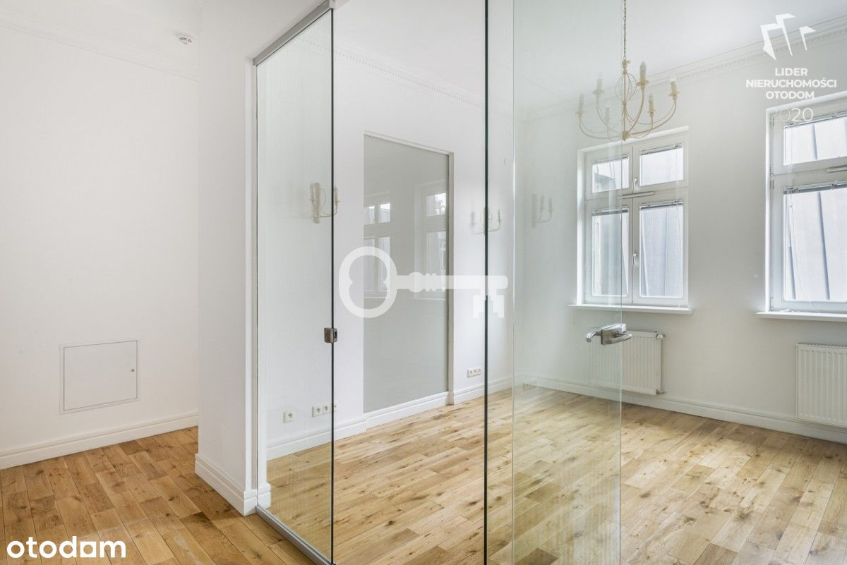 164 m2 | 8 pokoi | eleganckie wnętrza | kamienica