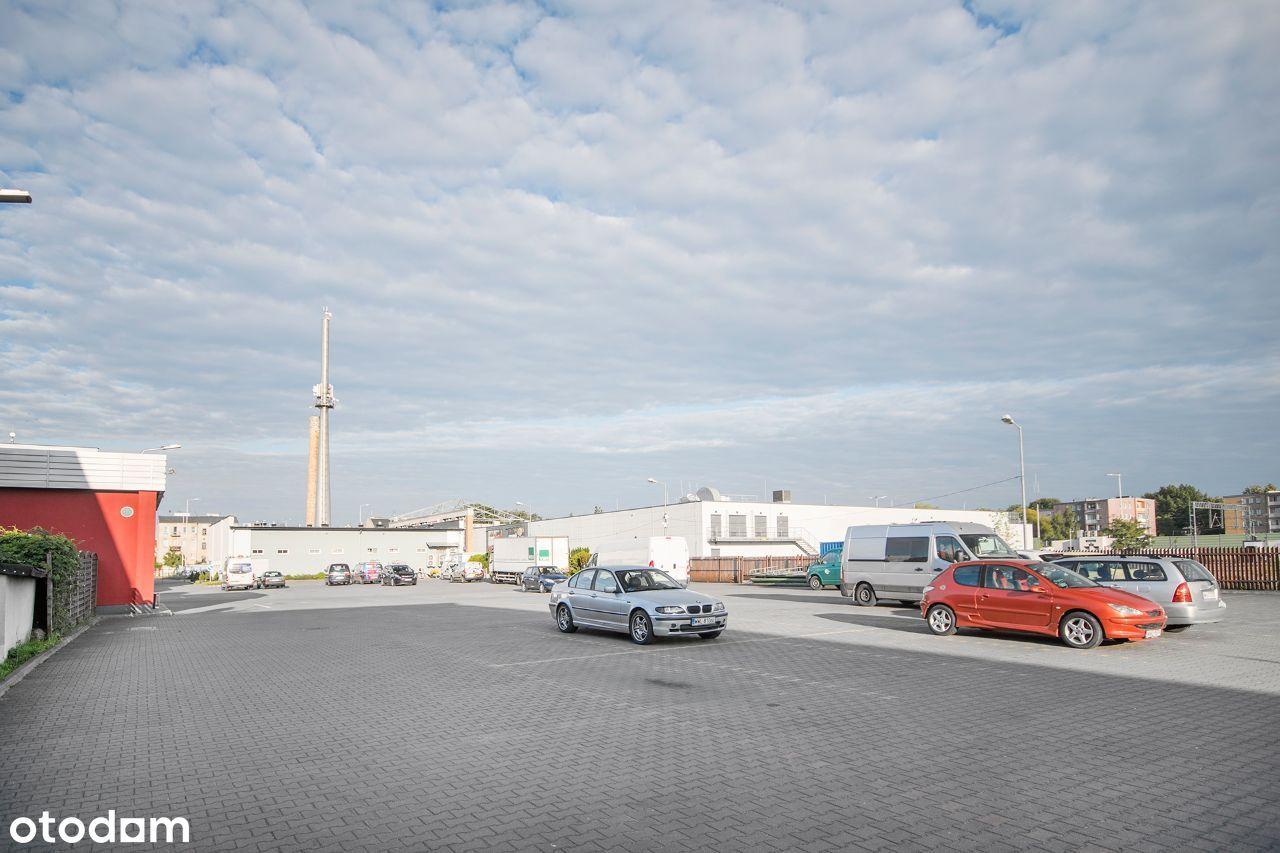 Parking 24h dla: BUS, KAMPER, KOPARKA, TIR inne