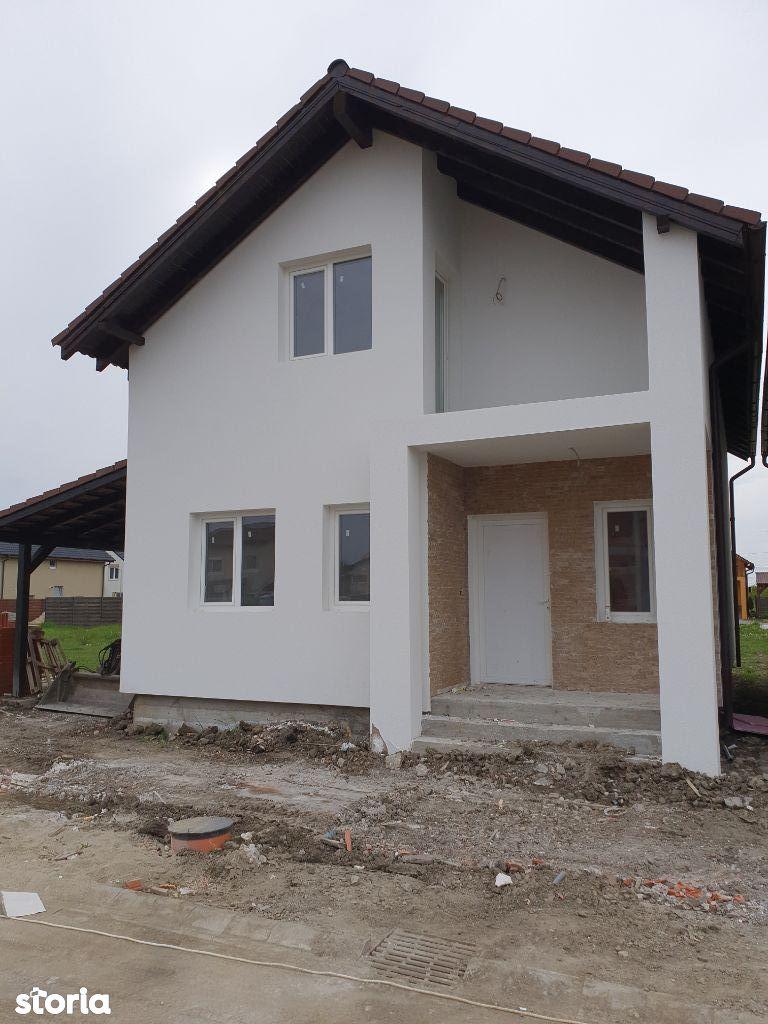 Vila noua de vanzare in Via Carmina, Vladimirescu, Arad (comision 0)