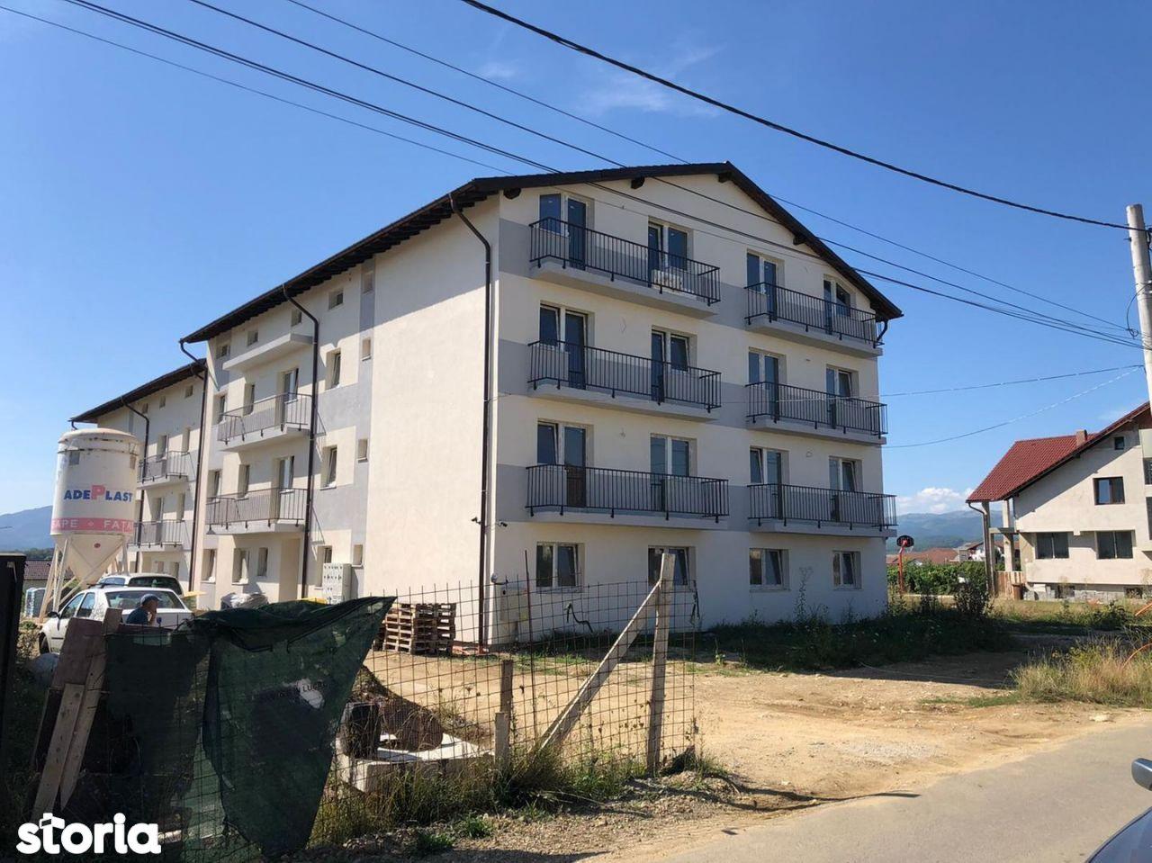 Apartament 2 camere | 55 mpu | Dezvoltator