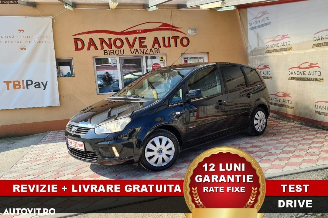 Ford C-MAX 2.0 - 23