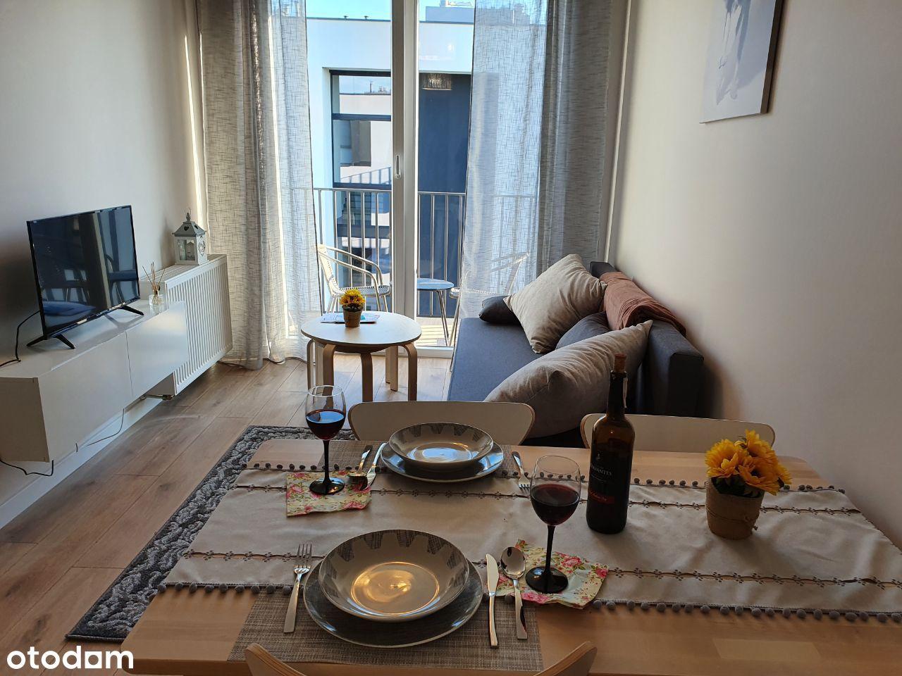 Nowe, cieple i komfortowe mieszkanie, Bieżanów