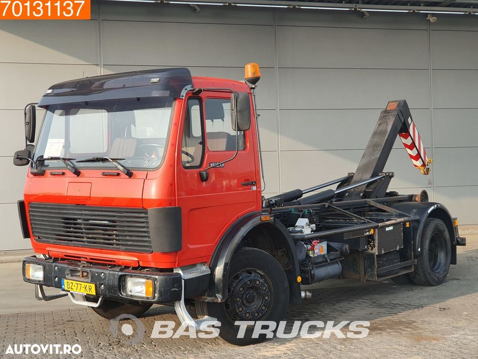 Mercedes-Benz 1620 4X2 Perfect-Condition! Only 73.000km! Manual Steelsuspension - 2