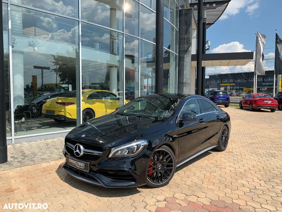 Mercedes-Benz CLA 45 - 1