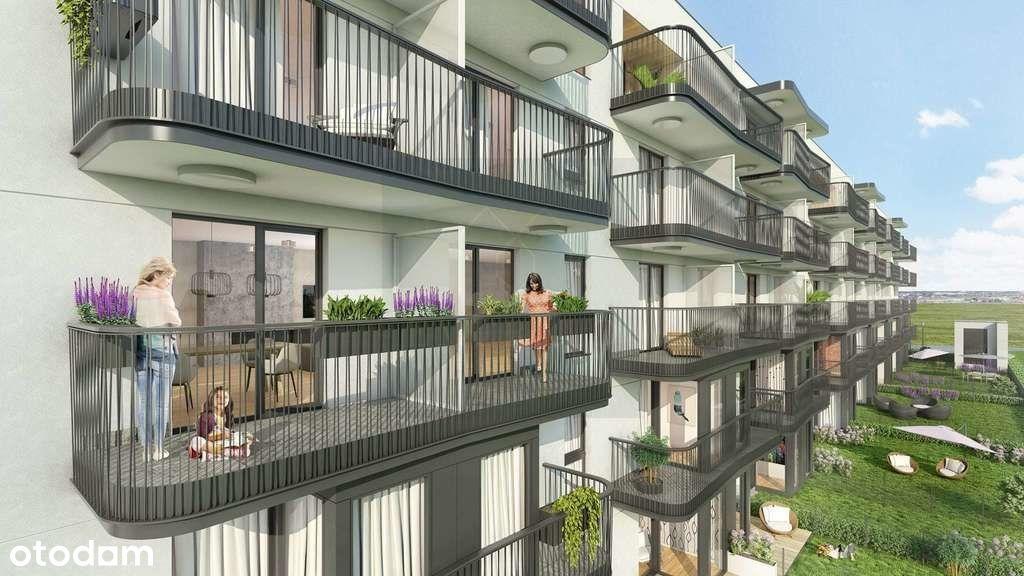 Mieszkanie 4- pokojowe, Odbiór II kw. 2022r.