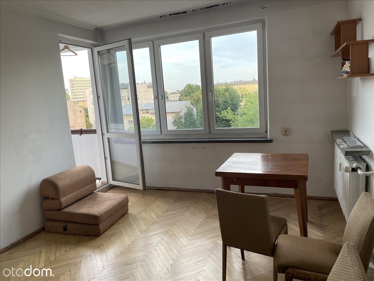 Mieszkanie, 26,27 m², Łódź