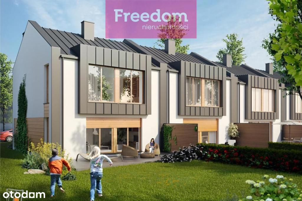 Funkcjonalne domy za Poznaniem w zielonym raju