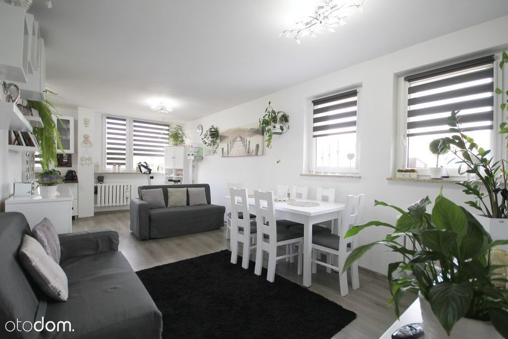 Wspaniałe mieszkanie na osiedlu mieszkaniowym